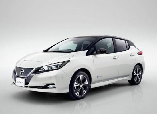 Elétrico Nissan Leaf é lançado no Brasil por R$ 195 mil